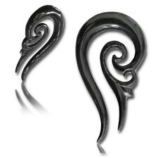 Filigree Ear Stretcher/Expander, natural ear jewellery (code 69)