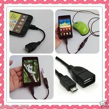 Micro USB OTG Cable Adapter for Mobiles,Tablets
