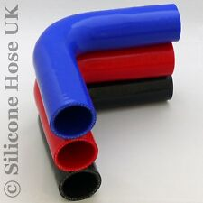Silicone Hose 90 Degree Elbow Turbo Intercooler Heater Coolant Hose Water Pipes