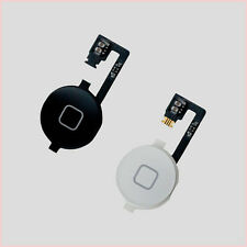 100% Original Home Key Button with Flex Ribbon Assembly for iPhone 4S