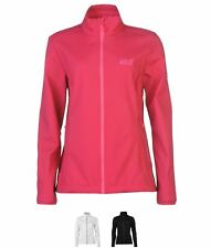 OCCASIONE Jack Wolfskin Element Softshell Giacca Donna Red