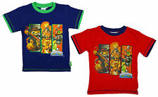 Boys Skylanders Magna Charge Swap Force T-Shirt 10-12 Years CLEARANCE SALE