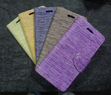 KHADI TYPE DIARY WALLET STYLE FLIP FLAP COVER CASE For XOLO Q1010 / Q1010i