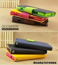 Mercury Goospery Wallet Flip Diary Book Back Cover Case For All Micromax Models