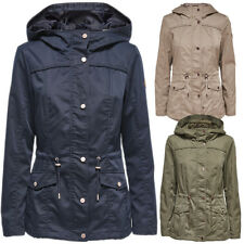 7013 ONLY Damen Short Parka Jacket Übergangsjacke