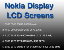Brand New LCD Display for Nokia Phones