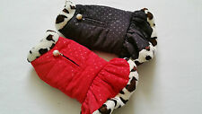 Small dog clothes, Chihuahua coat, Puppy clothes, Quality outfit jumper XXS  - M