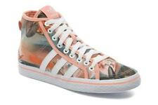 Adidas Originals Women's Farm Curso D'Agua Canvas Honey Mid Trainers | S25873