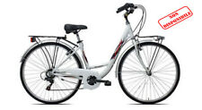 "Bicicletta CITY DONNA STUCCHI S441  28"" alluminio shimano 6 V City Bike CITTA'"