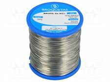 1 pc Solder; Sn63Pb37; wire; 0.5mm; 500g; Flux: No Clean