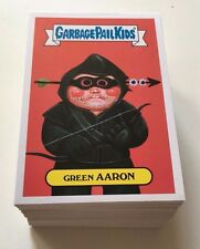 2016 Garbage Pail Kids Prime Slime Trashy TV Base Cards  Lot 1 - Pick Your Own!