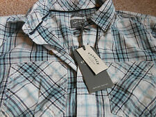 Mens Fat Face Checked Shirt Size Small NEW