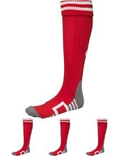SALDI Canterbury Mens Performance Playing Rugby Sock Red/Grey L
