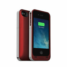 Mophie Juice Pack Air 1500mAh Battery Bank Case Cover for Apple iPhone 4 / 4S