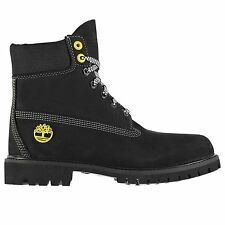 Timberland 6In Hommes Chaussures Bottes Bottines Hiver Montantes À Lacets