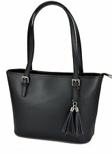 borsa donna in vera pelle made in italy nuova bag leather shopping