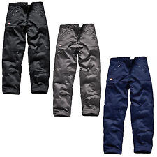 Dickies Redhawk Action Trousers WD814 Mens Lightweight Durable Work Pants