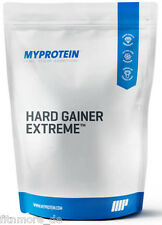 MyProtein Hard Gainer Extreme 2,5kg Peso Mass Gainer Chocolate Mint Polvo