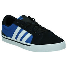 Adidas Blue & Black Smart Casuals Sneakers Shoes (MRP:4599/-) @ High Discounts