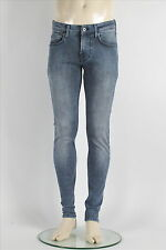 Super skinny Jeans Men Pepe Jeans Finsbury powerflex grey indigo - PM200338F67