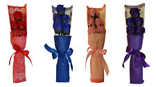 VARIOUS 30cm Artificial Rose Silk Flowers Floral Fake Valentines Wedding Party
