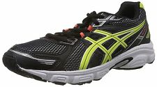 Asics Men's Gel-Galaxy 7 Black Mesh Running Shoes (MRP:4999) @ High Discounts