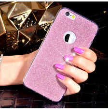Luxury Pink Glitter Apple iPhone 6 ,6s Soft Crystal TPU Phone Case Cover New