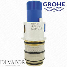 Grohe 47175000 1/2 Inch Reverse Turbostat Thermostatic Cartridge for Grohtherm,