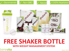 Chocolate, Vanilla Meal Replacement Weight Management System. Vegetarian,NON-GMO