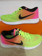 Nike Womens Free RN OC Running Trainers 844630 999 Sneakers Shoes