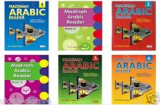 Madinah Arabic Lector Set Completo Vol.1 al 6)