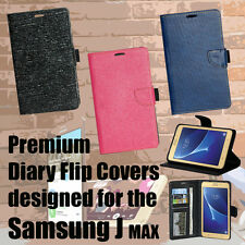 Diary Stand Flip Flap Case Cover For Samsung Galaxy Tab J Max 7.0 inch T285 T280