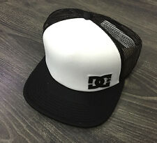 DC SHOES Hat Maglads black/white snapback