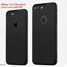 Sleek Line TPU Soft Silicone Slim Back Cover Case For Apple iPhone 7 & 7 Plus