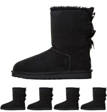 MODA UGG Womens Bailey Boots Black 3.5