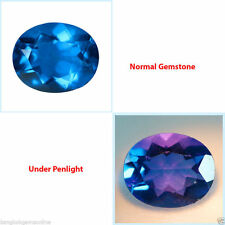 4.04Cts Mind Blowing Gem - Natural Amazing Blue To Violet Color Change FLOURITE