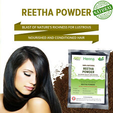 Reetha Powder - 100% Organic & Chemical Free Hair Cleanser