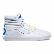 VANS SCARPE SK8 hi Reissue 1966 True white blue