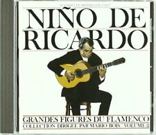 NINO DE RICARDO (FLAMENCO 11)-CD LE CHANT D NEU