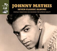 JOHNNY MATHIS-7 CLASSIC ALBUMS-CD4 REAL GONE NEU