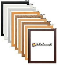 Photo Frame Poster Frame Picture Frame multi Collage Mount Wood Wall Decor Frame