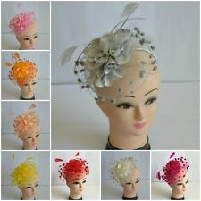 Elegant Headband Alice band Hat Fascinator Weddings Ladies Day Race Royal Ascot