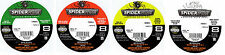 Spiderwire Stealth Smooth 8 Braid 3000m 44lb-108lb Green/Red/YellowTranslucent