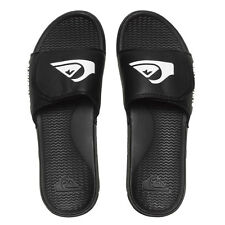 Ciabatte Quiksilver Sandals Shoreline Adjust Black & White