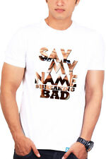 Breaking Bad - Abstract Say My name - Tv Series T-shirt by The Banyan Tee - TBT