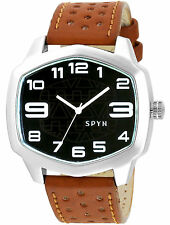 SPYN Analogue Casual Leather Belt men's watches.watches for men