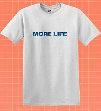 More Life T-shirt Drake Champagnepapi Views Tee October Firm Ovo Pray Hands Top