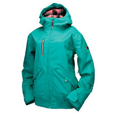 Ride Magnolia Jacket Insulated Dark Jade