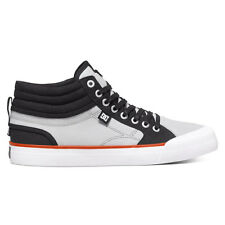 Scarpe DC Shoes Evan Smith HI Black Grey - Skate Shoes
