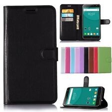 For Doogee X7 Pro/ X7 Phone  PU Leather Card Slot Flip Stand Case Cover